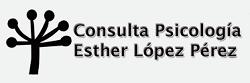 Esther López Pérez - Psicóloga