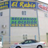 Desguaces El Rubio Sl DESGUACES DE VEHICULOS Y MAQUINARIA