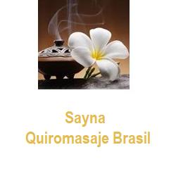 Sayna Quiromasaje Brasil