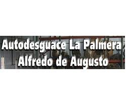 Autodesguace La Palmera - Alfredo de Augusto