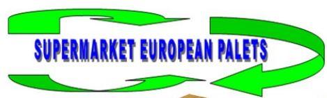 Supermarket European Palets