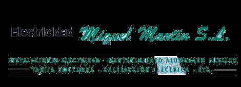 ELECTRICIDAD MIGUEL MARTIN S.L.