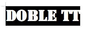 DOBLE TT