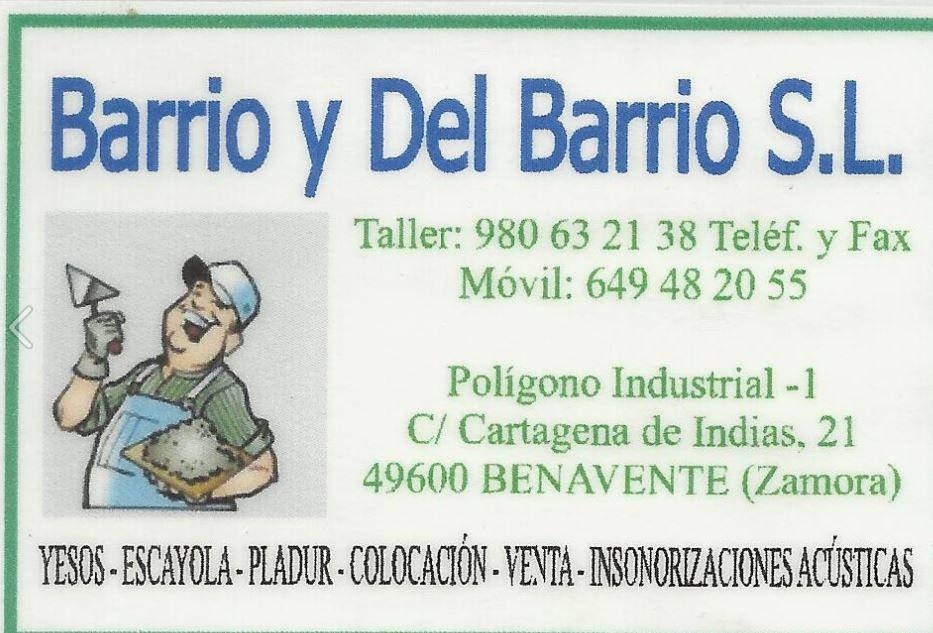 Barrio Y De El Barrio