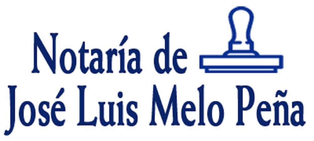 Notaría José Luis Melo Peña