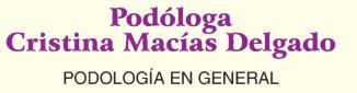 Cristina Macias Delgado