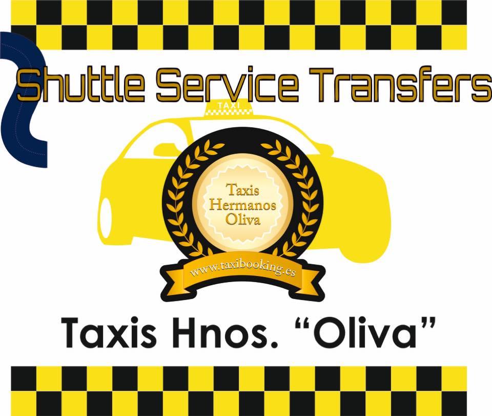 Taxis Hermanos¨Oliva¨ Pilar de la Horadada Mil Palmeras Torre de la Horadada Pinar de Campoverde