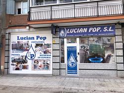Imagen de Lucian Pop - Pocería