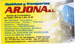 Imagen de Residuos y Transportes Arjona