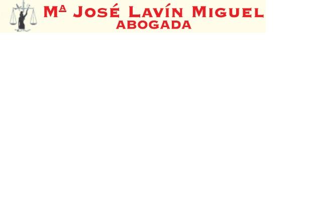 Abogada María José Lavin