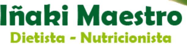 Iñaki Maestro Nutricionista