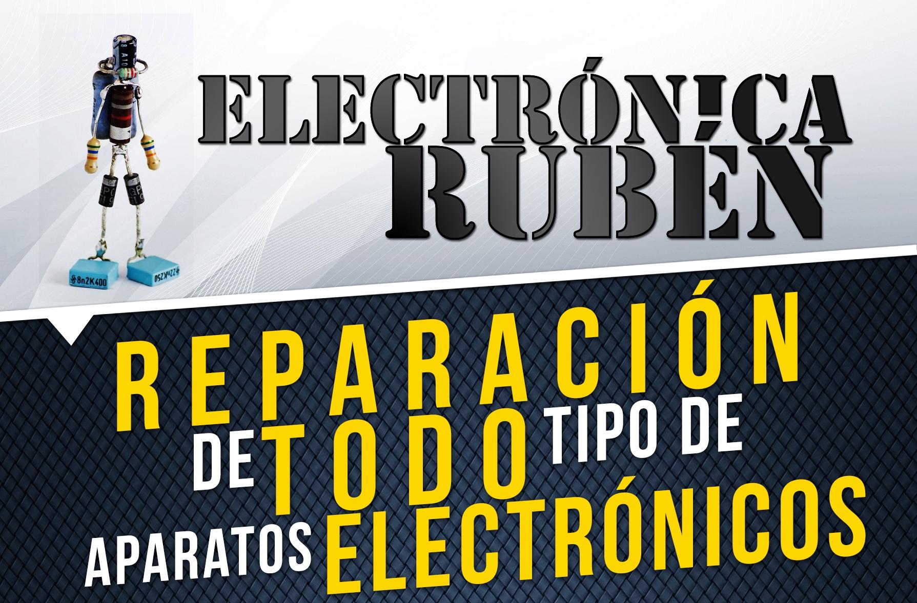 ELECTRÓNICA RUBÉN