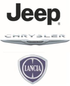 Autos Auringis JEEP - CHYSLER - LANCIA