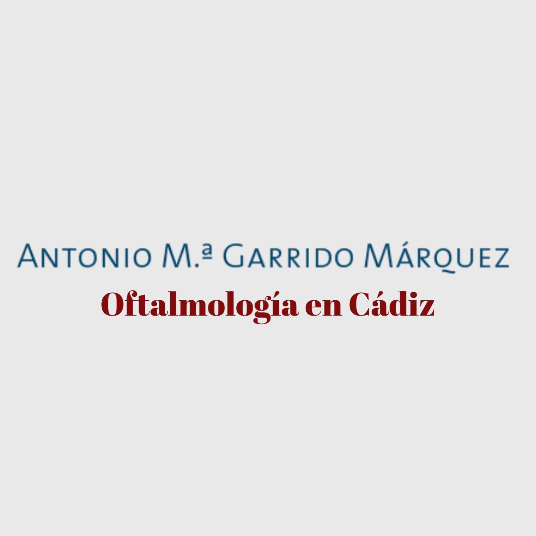 Oftalmólogo Dr. Antonio Garrido