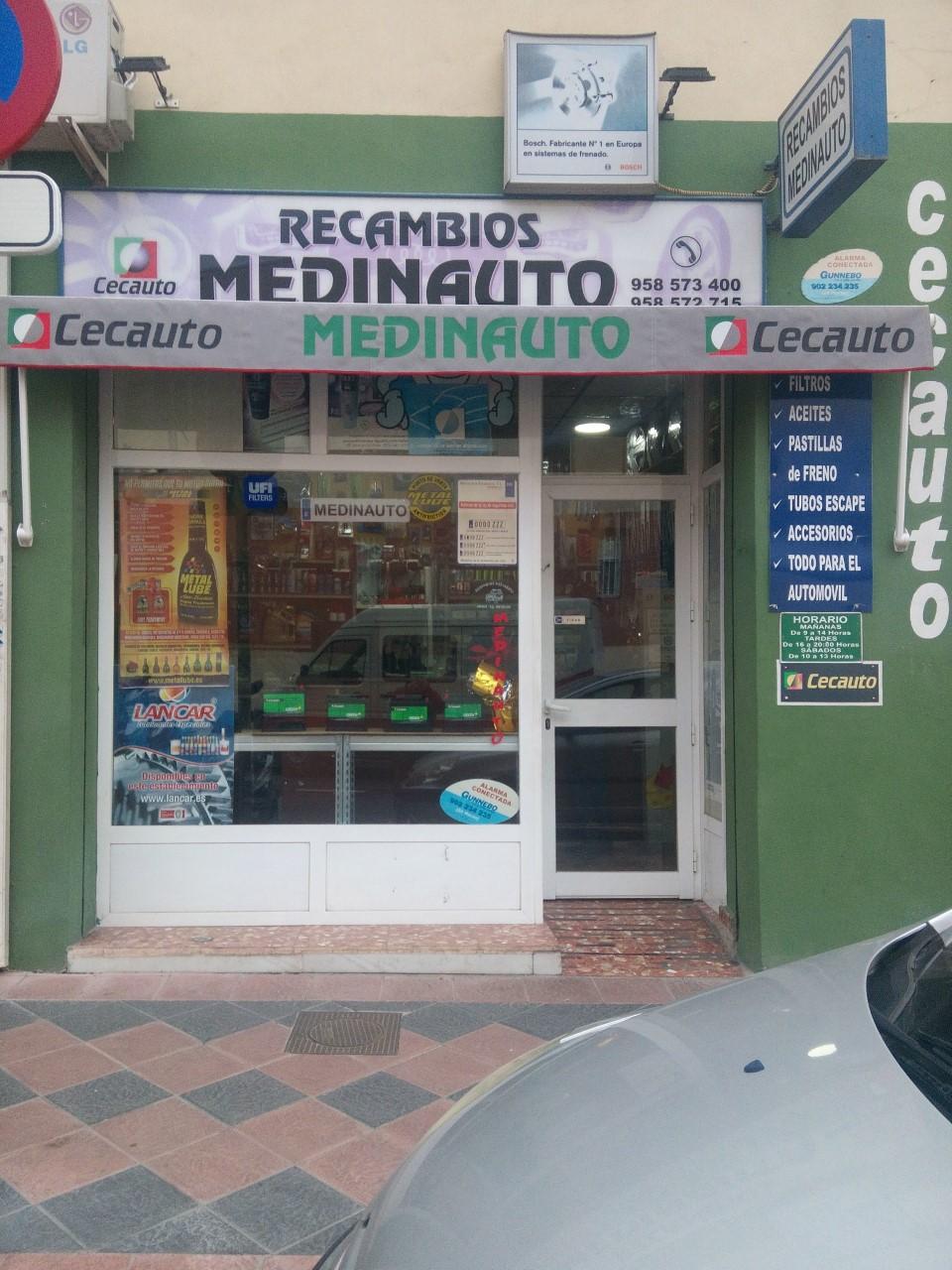Imagen de Recambios Medinauto
