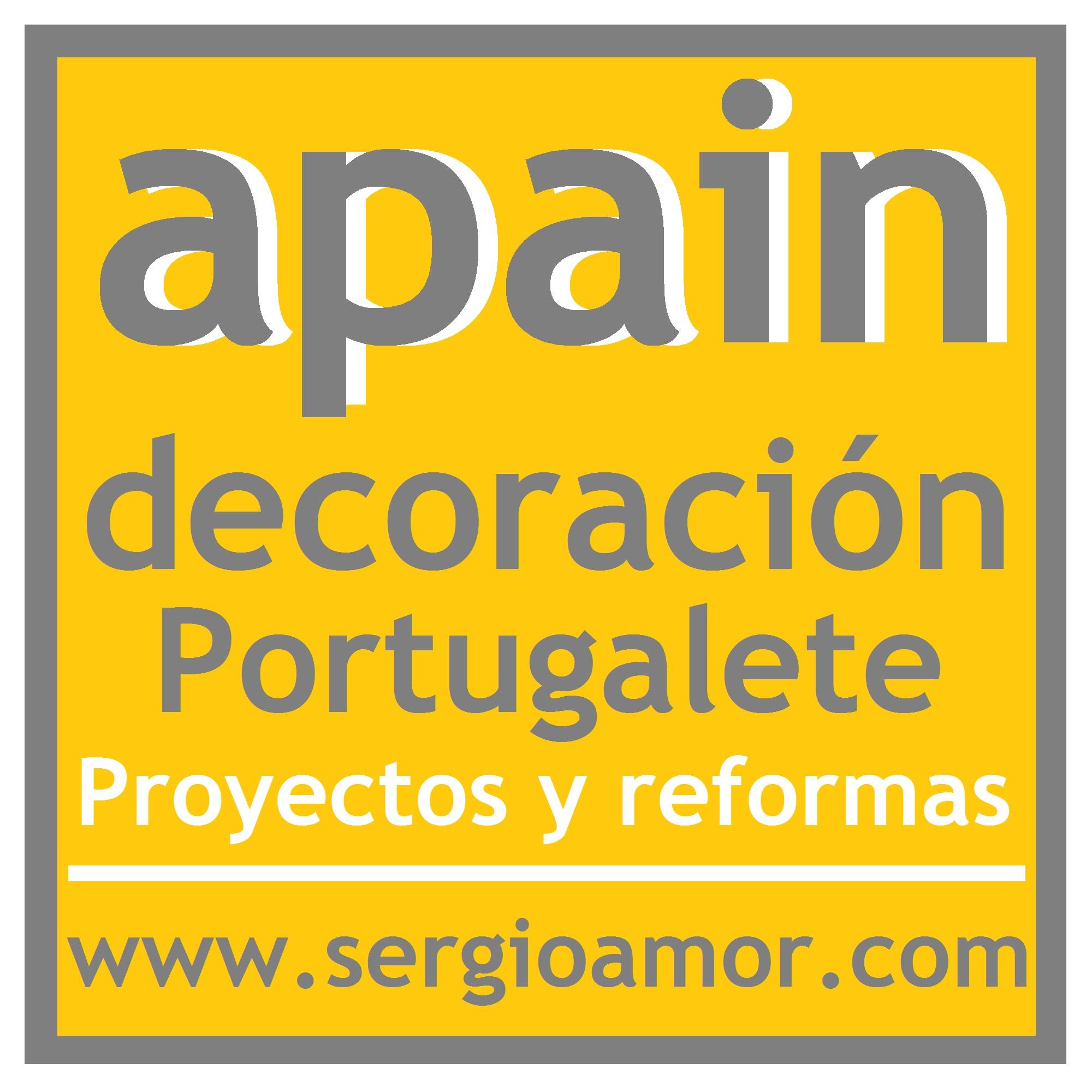 Sergio Amor. Estudio decoración APAIN Barne apaindegia.