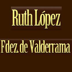 Ruth López Fdez. de Valderrama