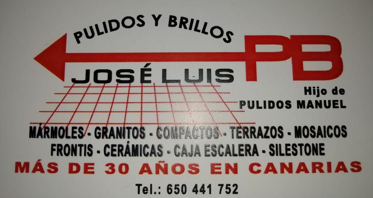 Pulidos y Brillos José Luis