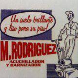 Acuchillados y Barnizados Miguel Rodríguez