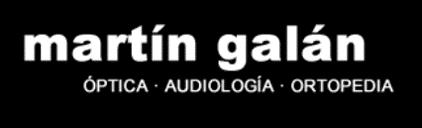 Martín Galán, Audífonos, Óptica y Ortopedia
