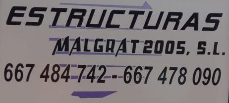 Estructuras Malgrat 2005