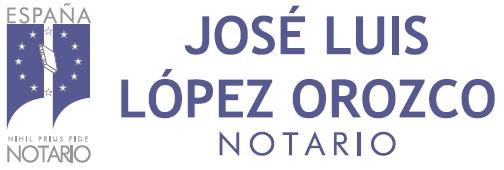 Notaría José Luis López Orozco
