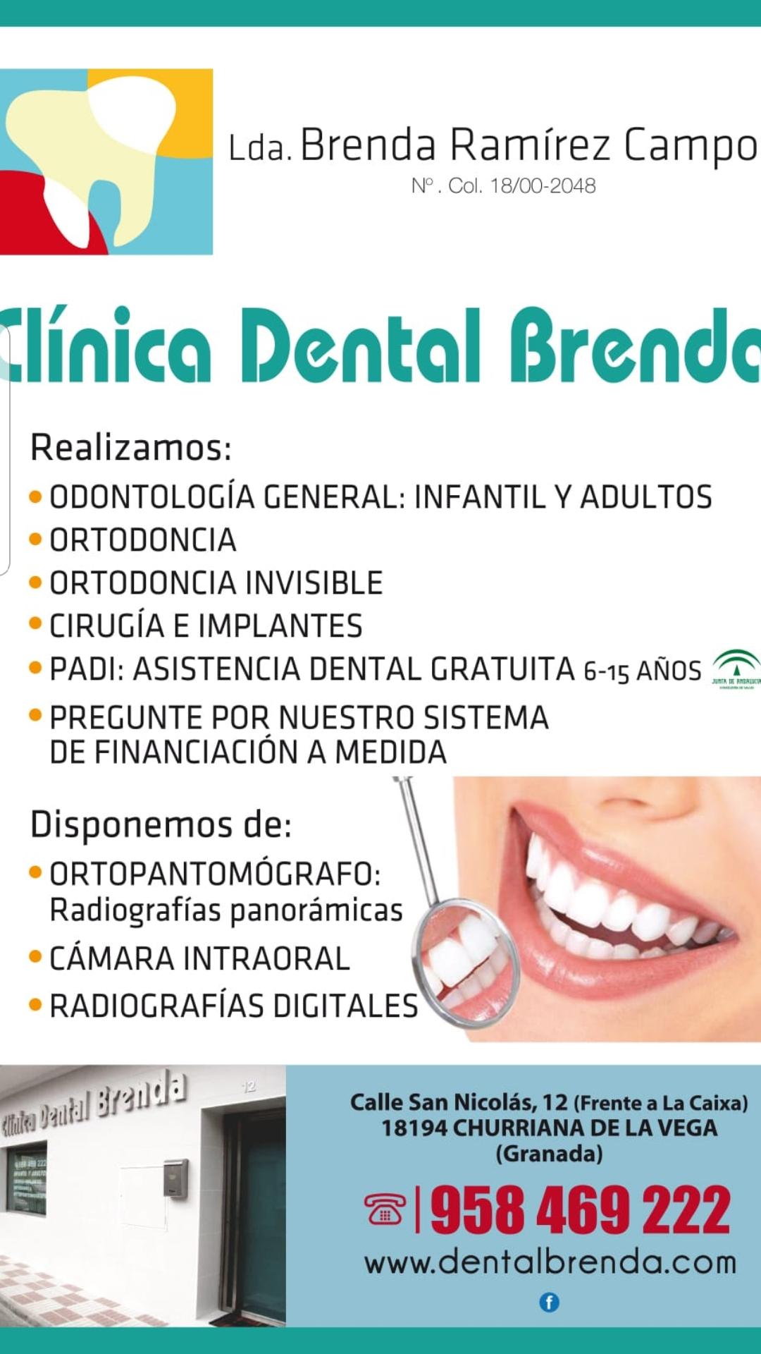 Clínica Dental Brenda Ramírez