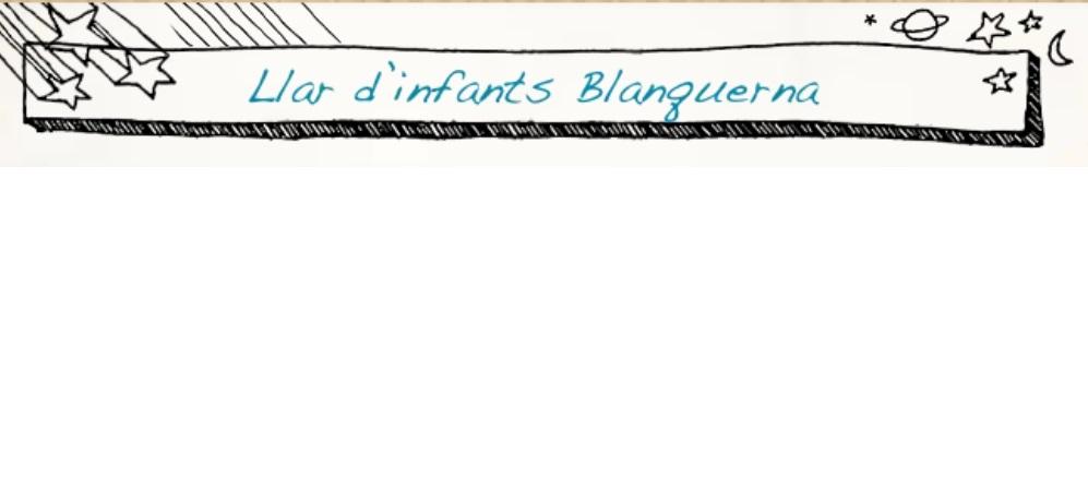 Llar d'Infants Blanquerna