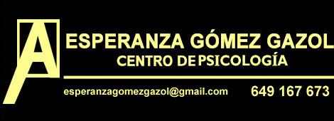 Esperanza Gómez Gazol