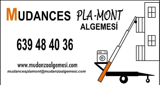 Mudanzas Pla - Mont