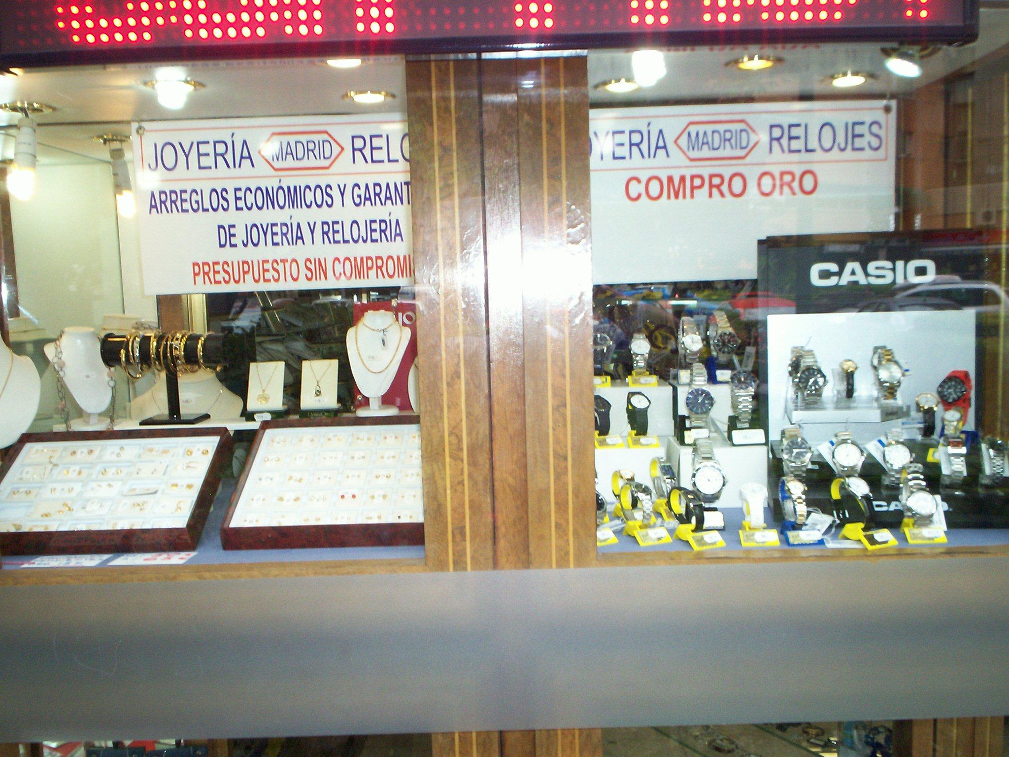 Joyeria Madrid Torrejon De Ardoz Avenida Madrid 38 Oro Y