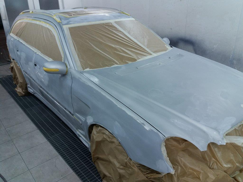 Automotor Calonge - Taller de Chapa y Pintura y Mecánica 5