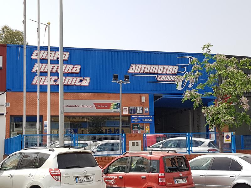 Automotor Calonge - Taller de Chapa y Pintura y Mecánica 16