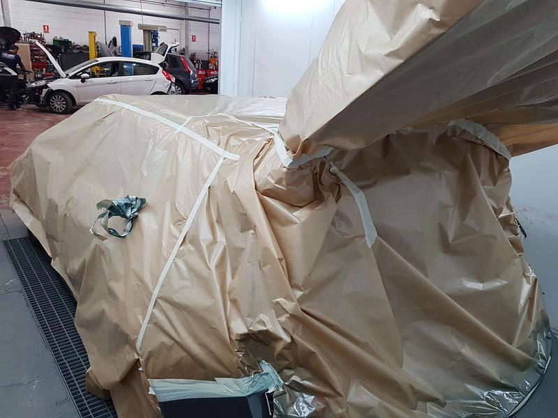 Automotor Calonge - Taller de Chapa y Pintura y Mecánica 20