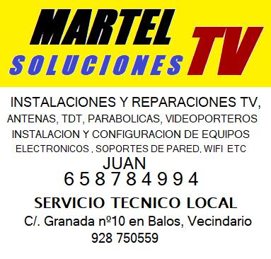Martel Soluciones Tv