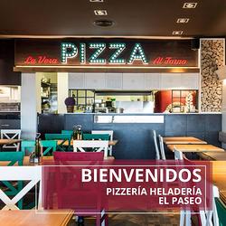 Imagen de Pizzería Heladería El Paseo
