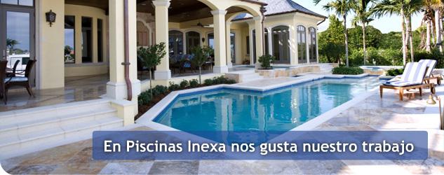 Piscinas Inexa PISCINAS: CONSTRUCCION Y MANTENIMIENTO