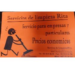 Servicios de Limpieza Rita