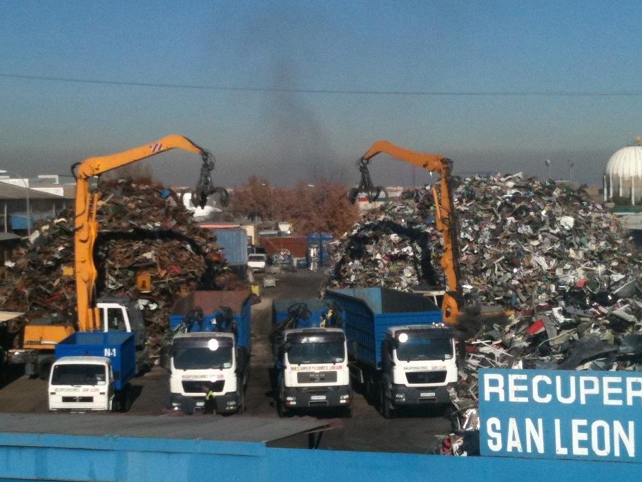 Reciclajes Grupo San León S.L.