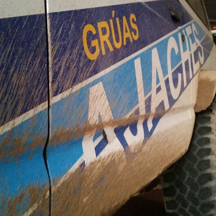 Grúas Los Ajaches