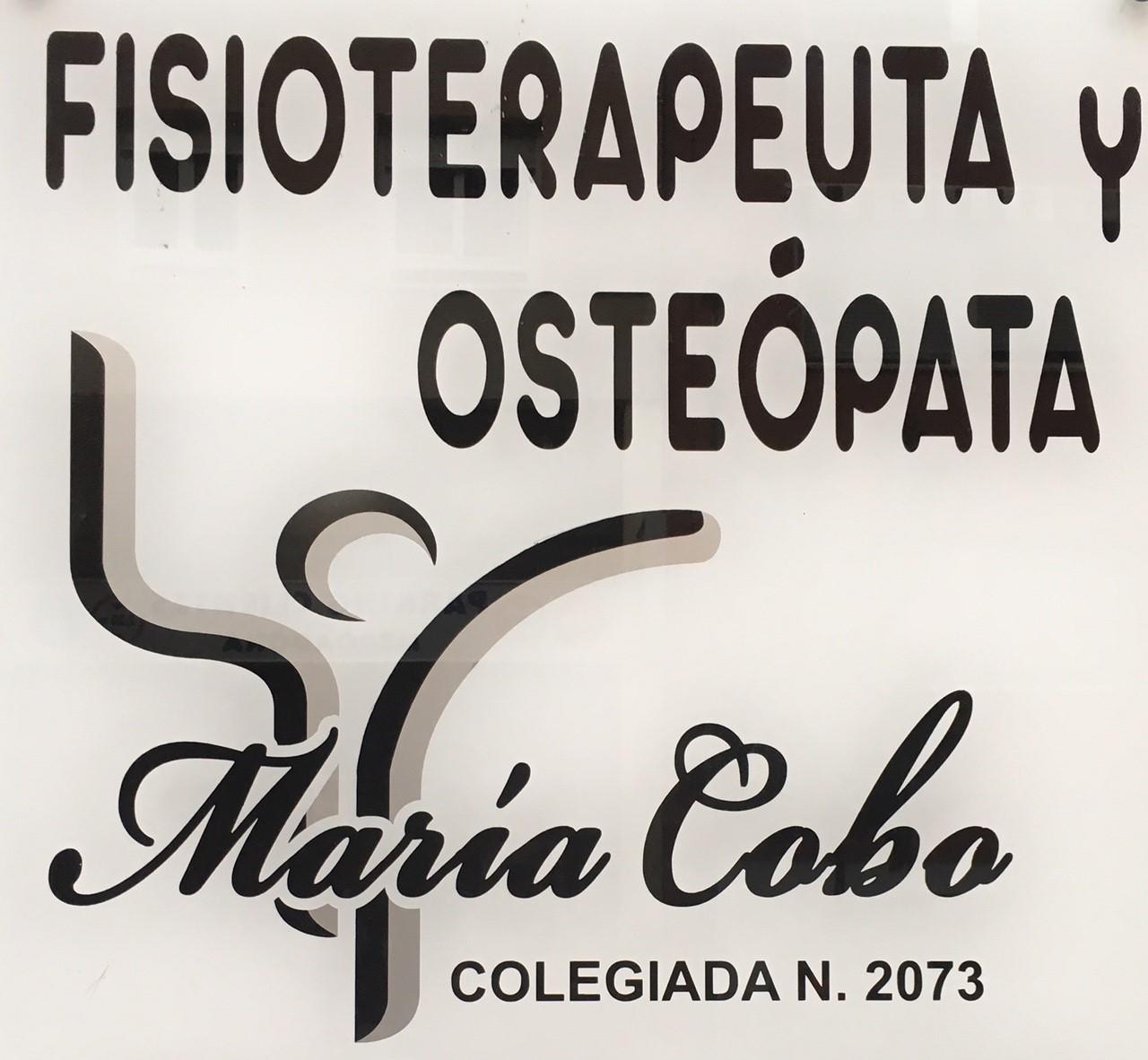 Clínica de Fisioterapia y Ostepatía María Cobo