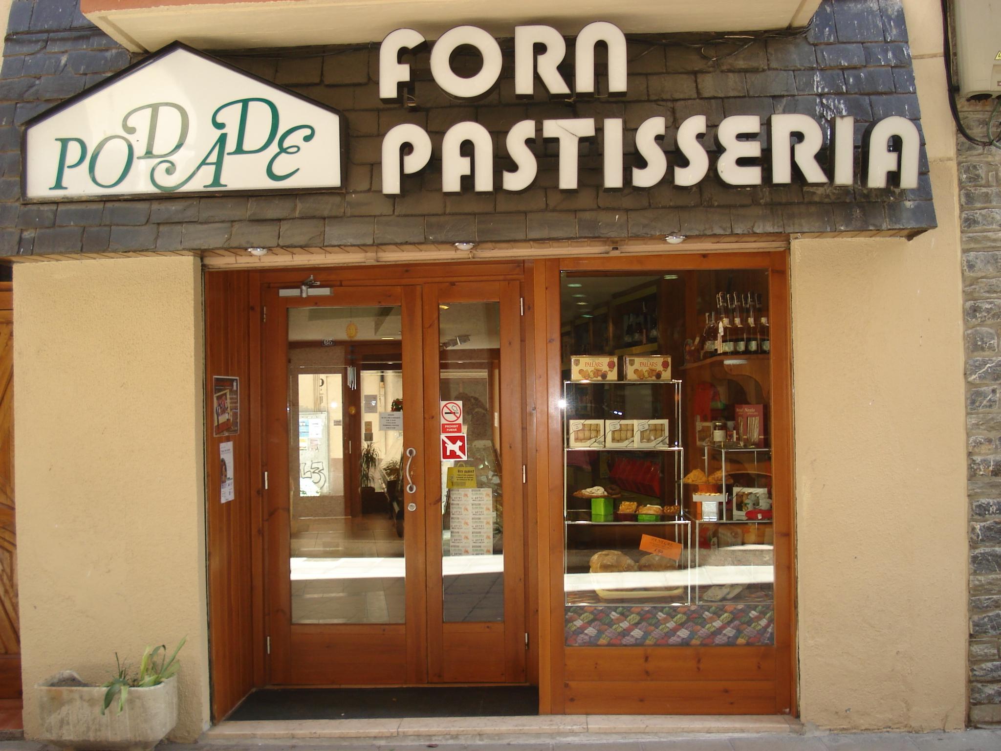 Forn De Pa Vilanova Ros Casa Podade