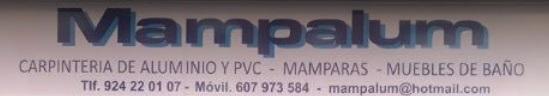 Mampalum - Mamparas de Baño