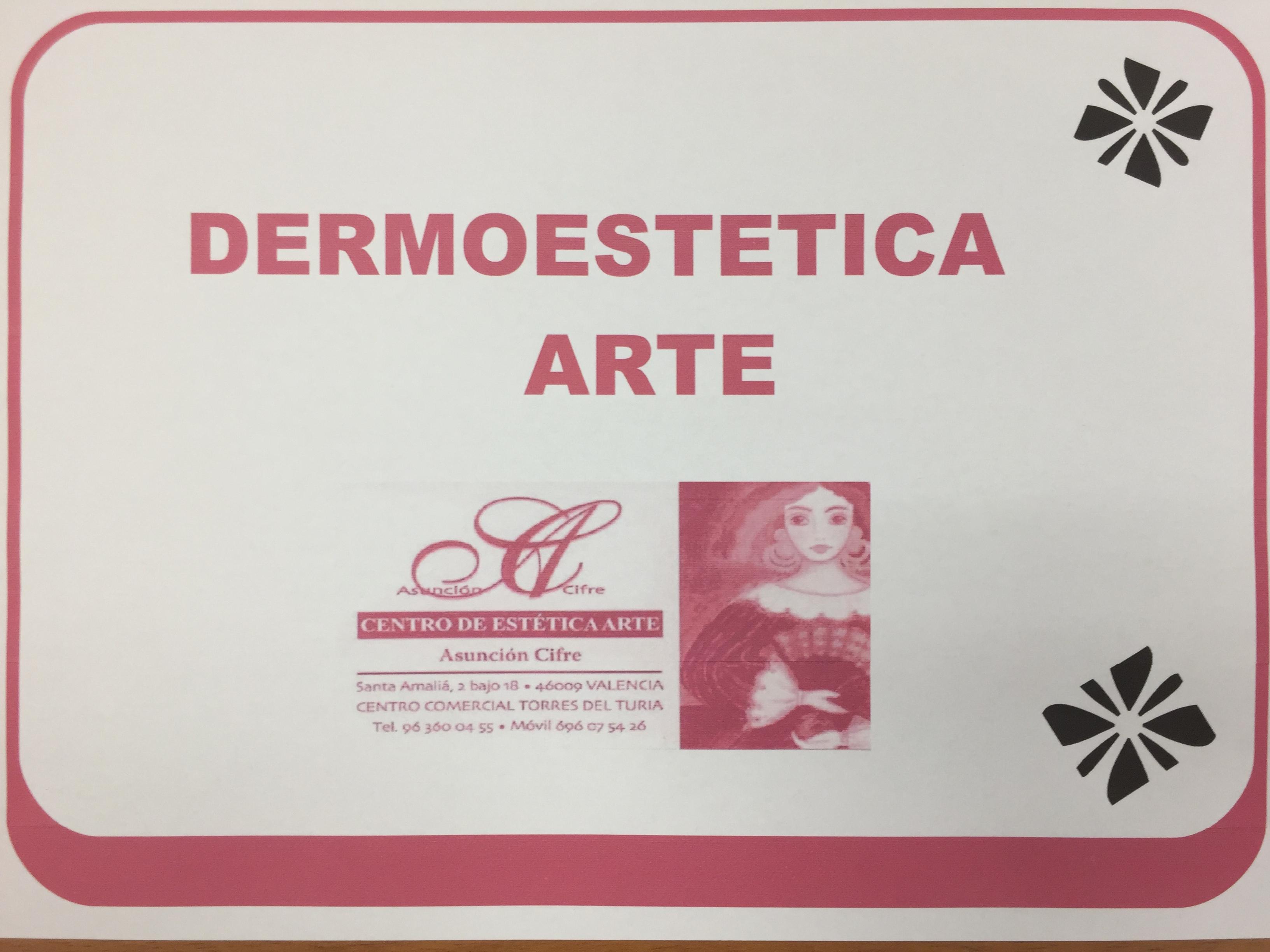 DERMOESTETICA ARTE