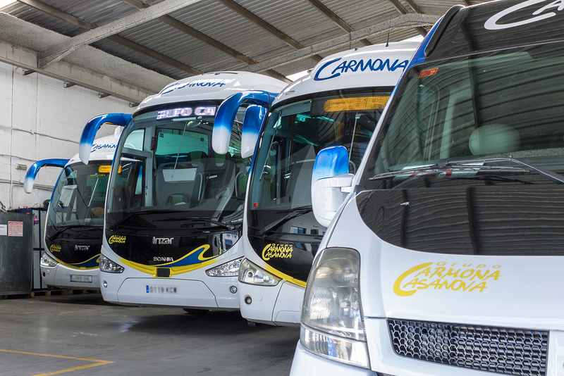 Autocares Casanova Málaga