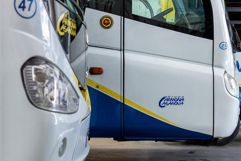 Autocares Casanova AUTOCARES (SERVICIOS Y ALQUILER)