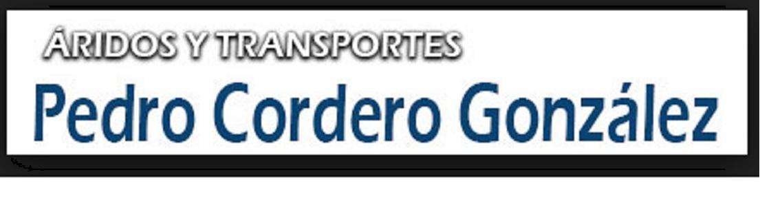 Áridos y Transportes Pedro Cordero González S.L.U.