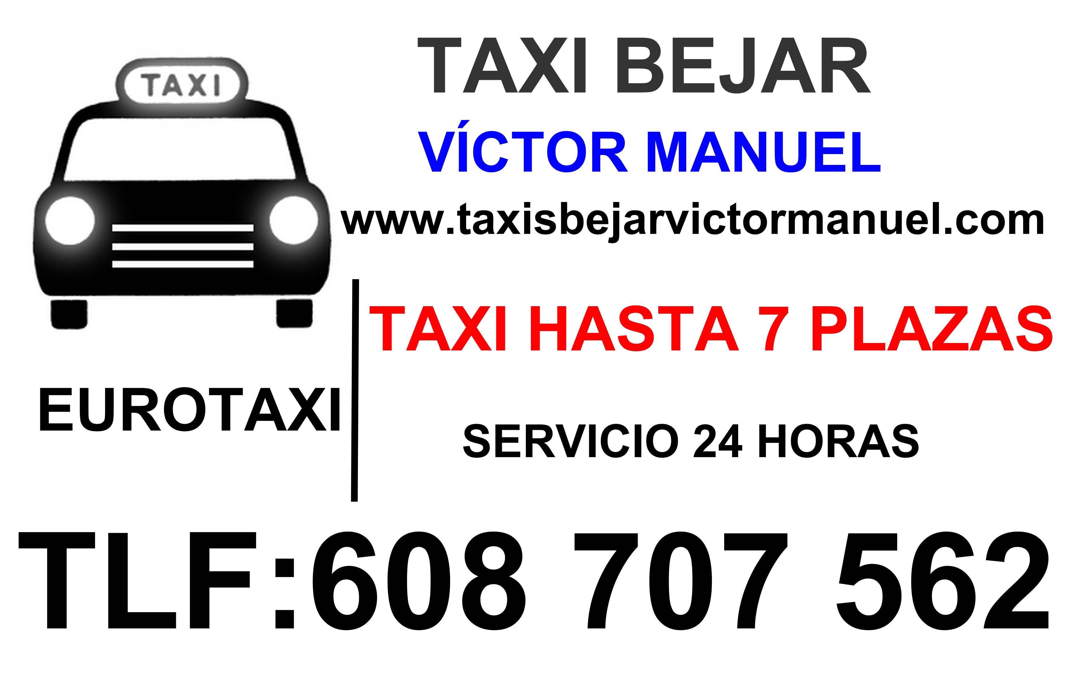 Taxis Béjar Víctor - Eurotaxi