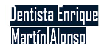 Dentista Enrique Martín Alonso