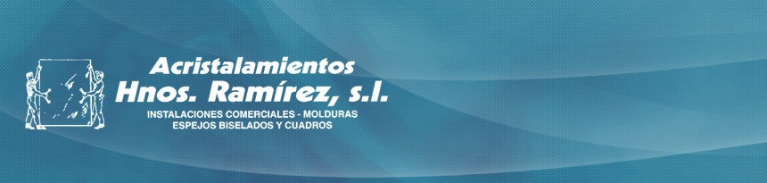 Cristalería Ramírez - Cristalerías en Lucena